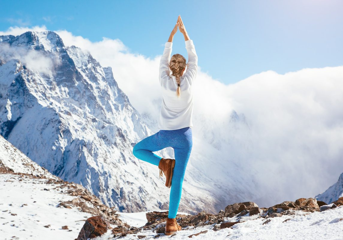 yoga-winter